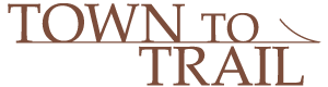 Town to Trail logo